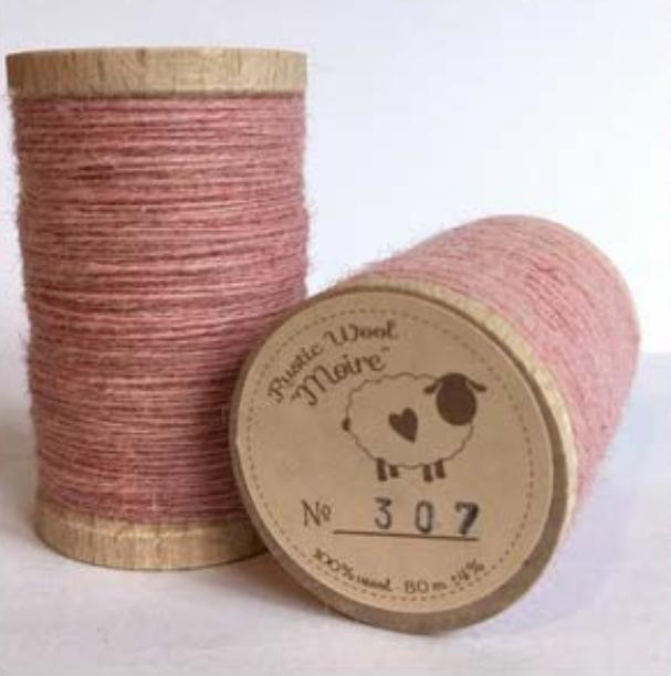 Rustic Moire Thread 307*+