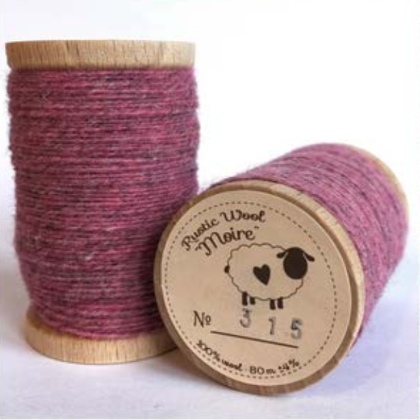 Rustic Moire Thread 315*