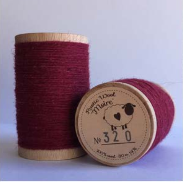 Rustic Moire Thread 320*+