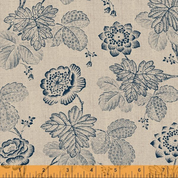 52564 2 Willow Stippled Floral