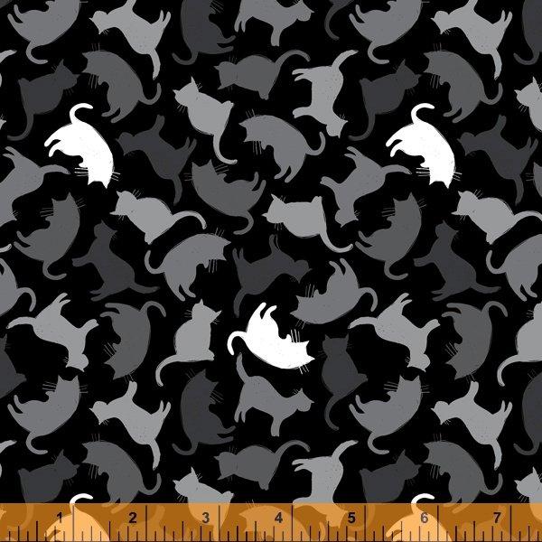 52608 3 Kitty Silhouett