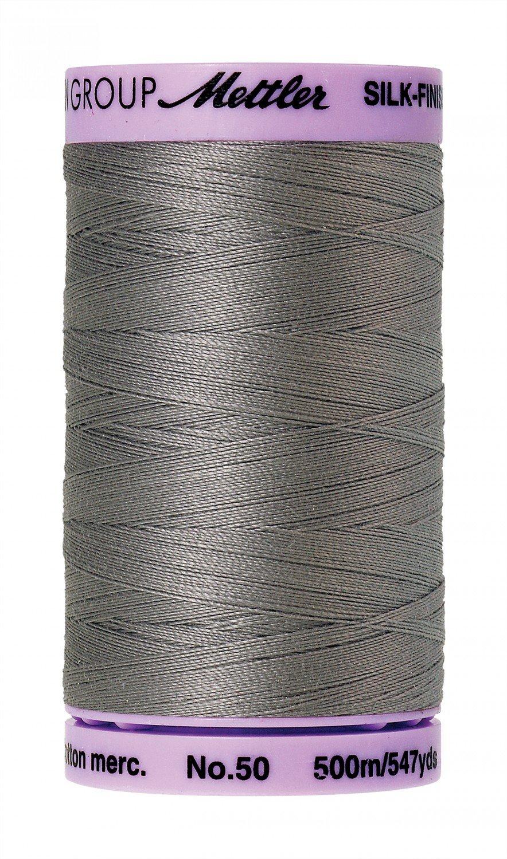 Mettler Silk Finish Cotton Thread 547 yd - 0322 Large