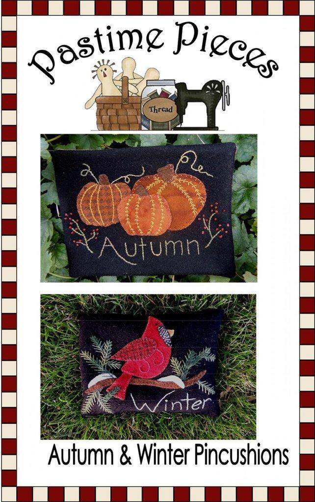Autumn & Winter Pincushions Kit!