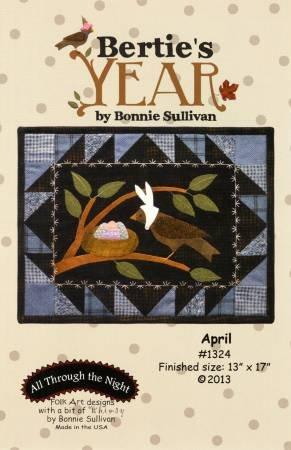 Bertie's Year BOM April  Nest Kit!