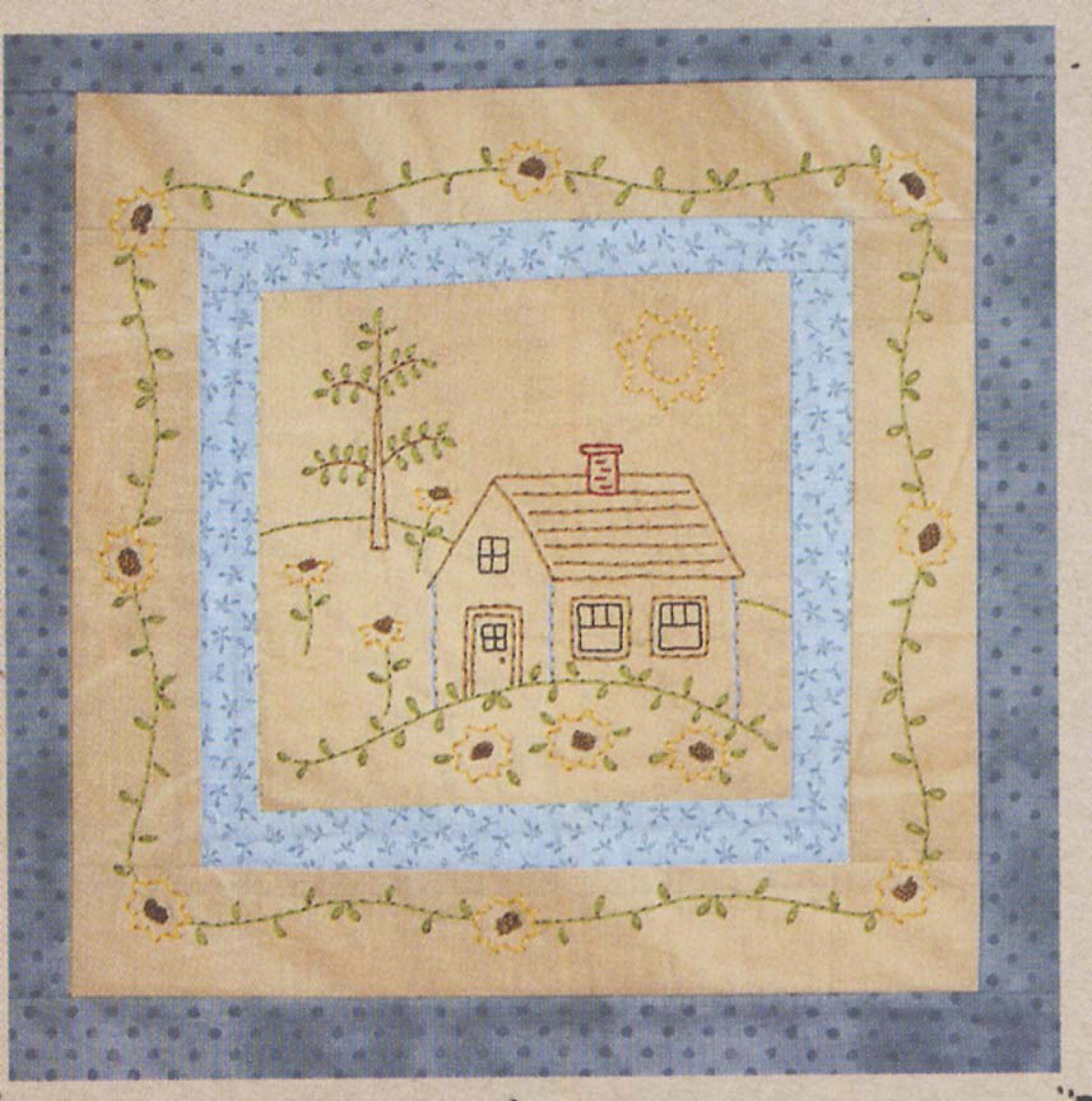 Little Stitchies #177 August House*+