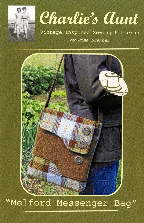Melford Messenger Bag*