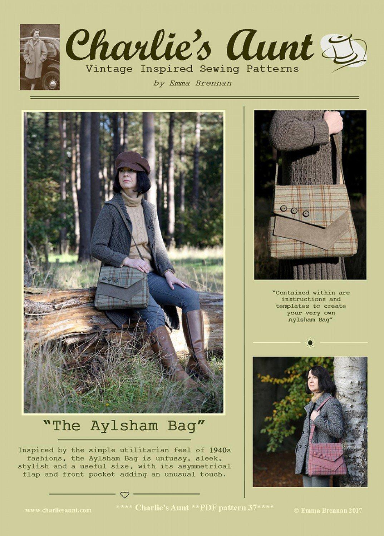 Aylsham Bag Pattern*