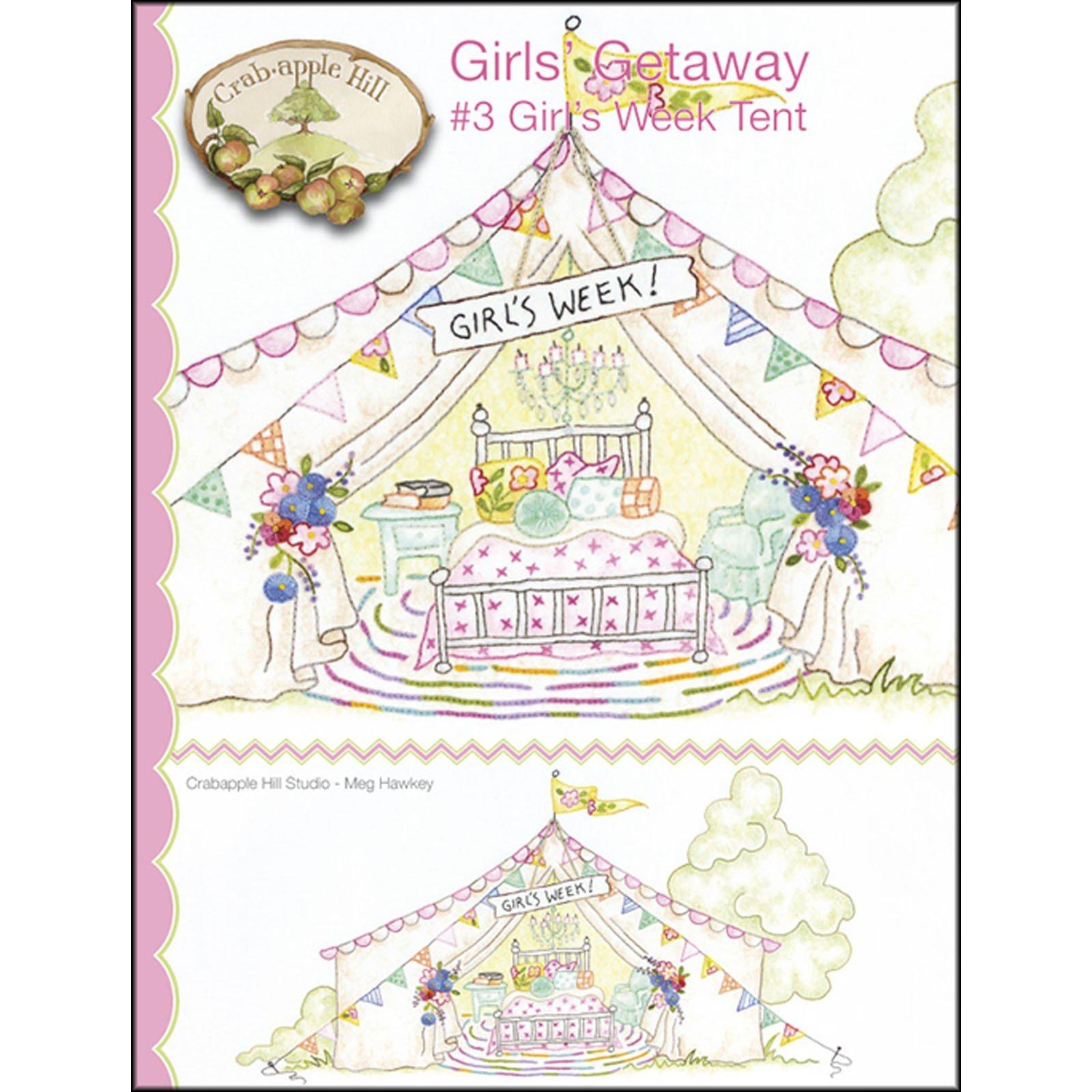 Girls getaway Pt 3  Girls Week Tent*