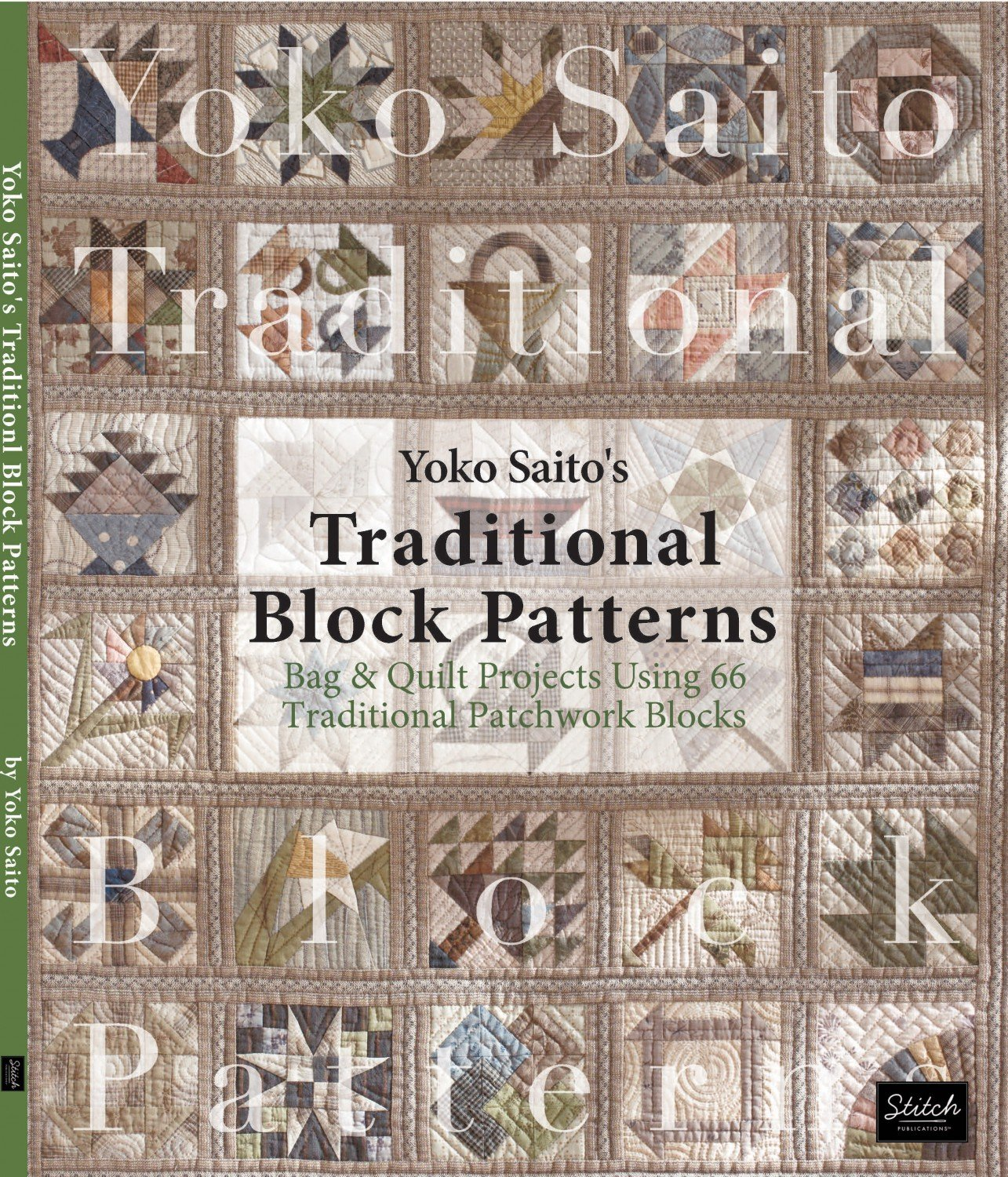 Yoko Saitos Traditional Block Patterns