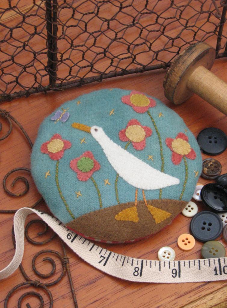 Gilroy Goose Pincushion Kit!