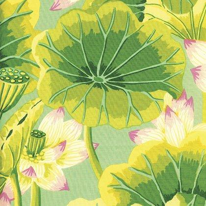 Kaffe Fassett - Classics - Lake Blossoms - Green