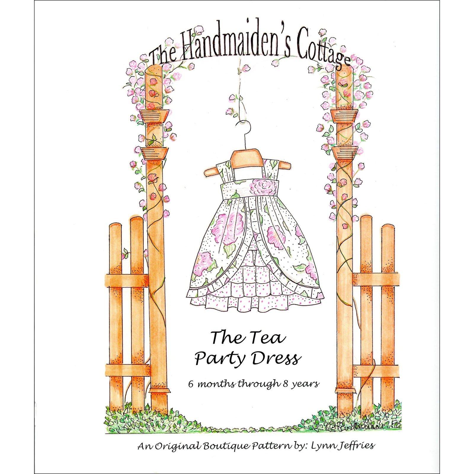 Tea Party Dress+