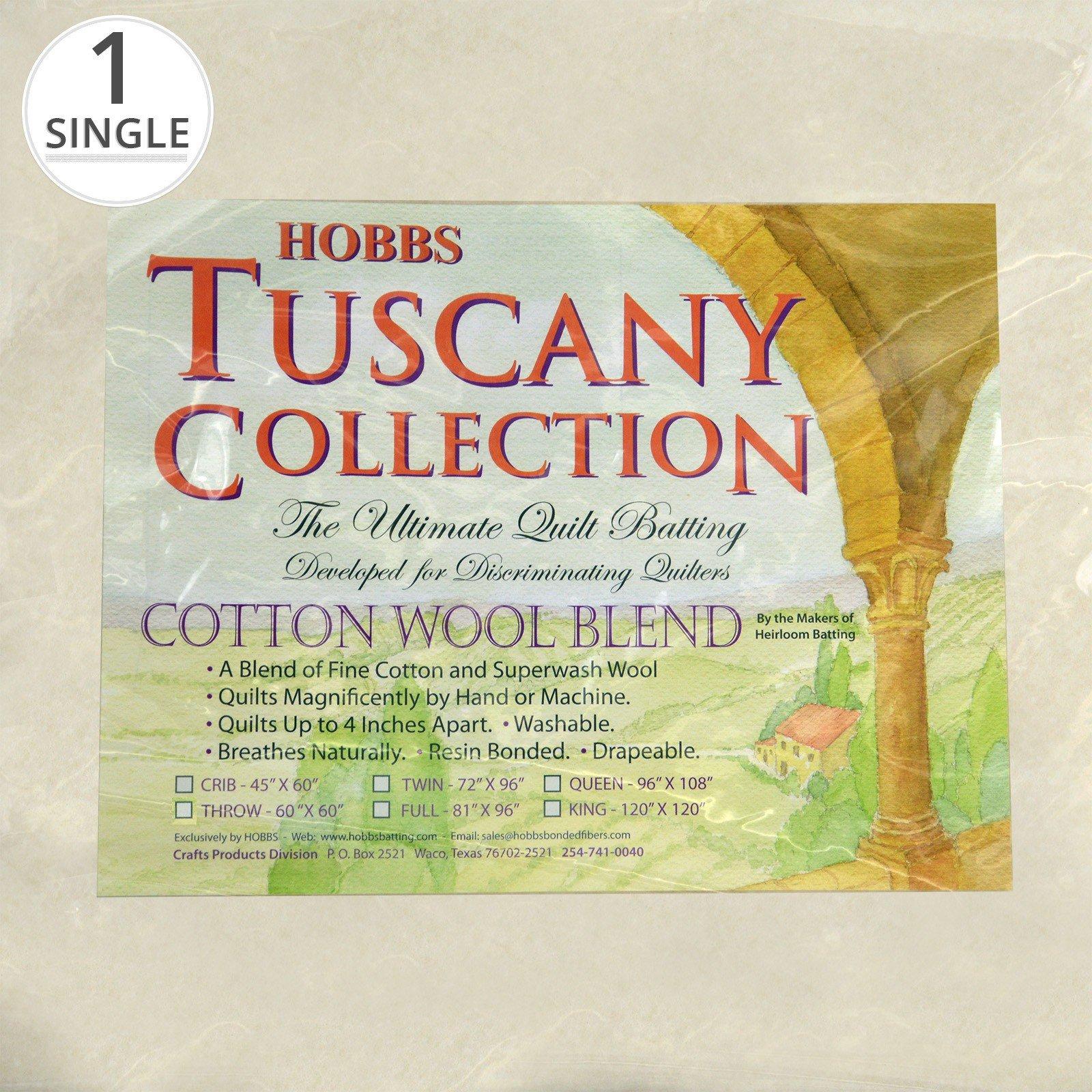 Tuscany Cotton Batting Crib