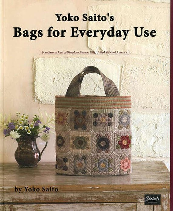 Bags for Everyday Use by Yoko Saito*+