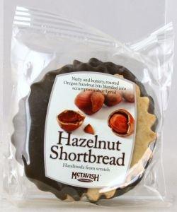 Hazelnut Shortbread Chocolate dipper*