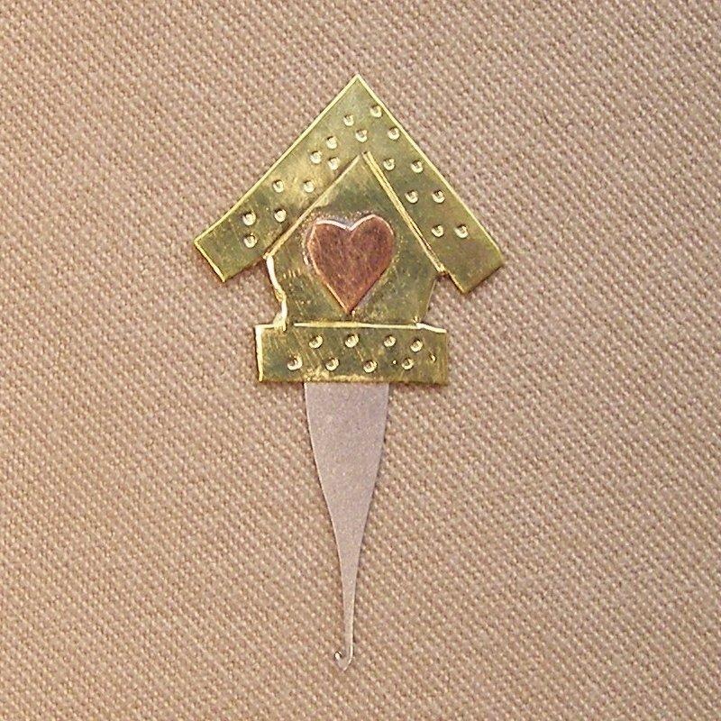 Micro Needle Threader / Birdhouse*