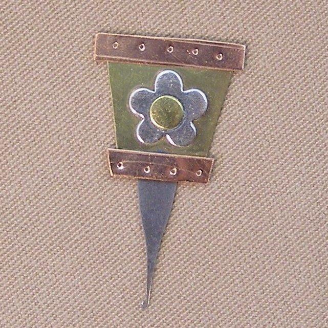 Micro Needle Threader - Flower Pot