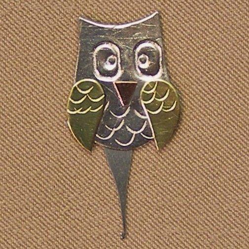Micro Needle Threader - Owl