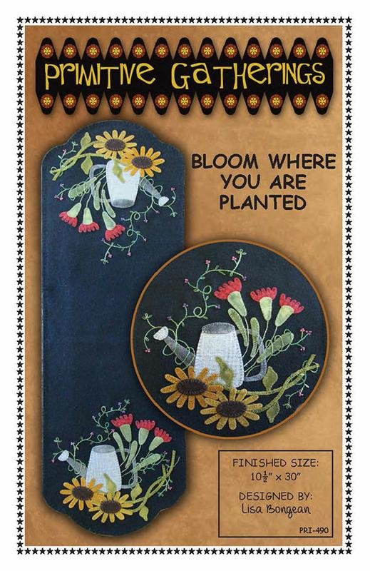 Bloom Where You Are Planted Kit!