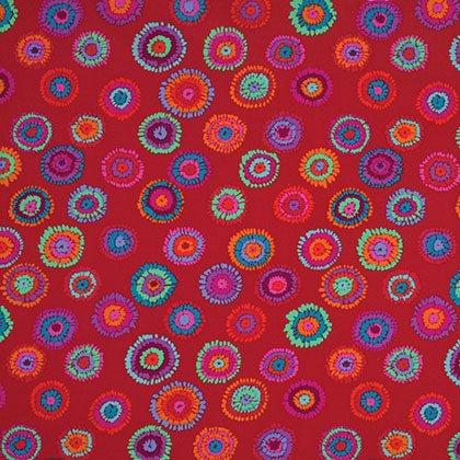 Kaffe Fassett - Spring 2012 - Plink - Red