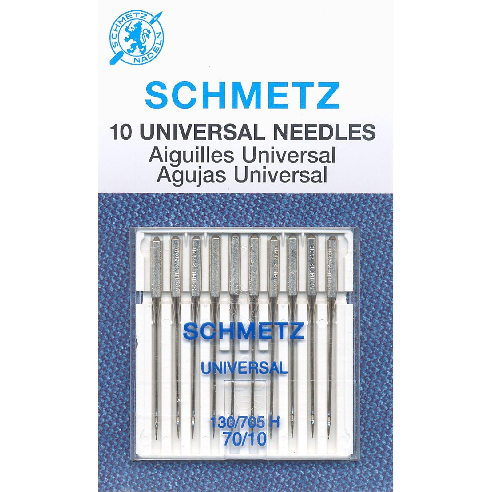 Schmetz Universal Needles 10/70