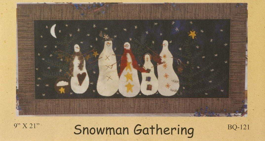 Snowman Gathering Kit*+