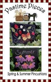 Spring & Summer Pincushion Kit!