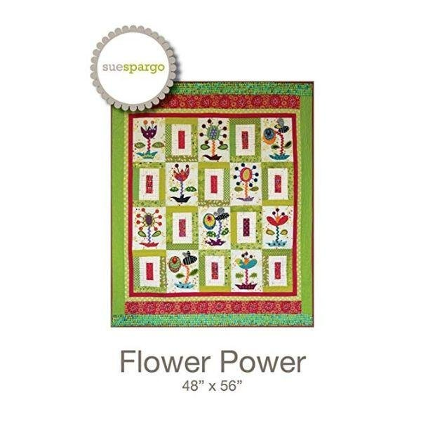 Flower Power Pattern+