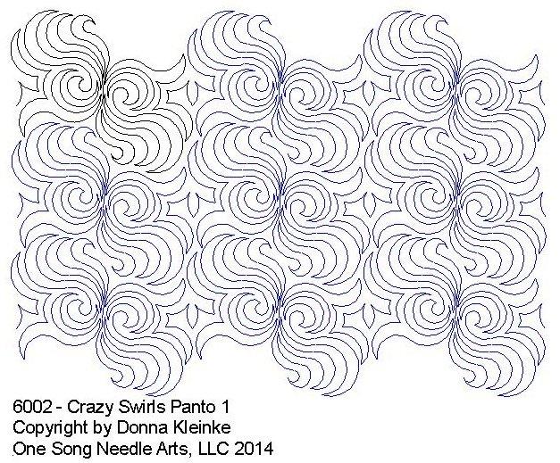 Crazy Swirls Panto 1
