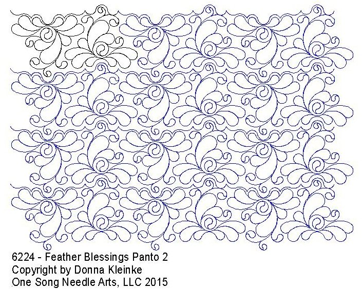 Feather Blessings Panto 2
