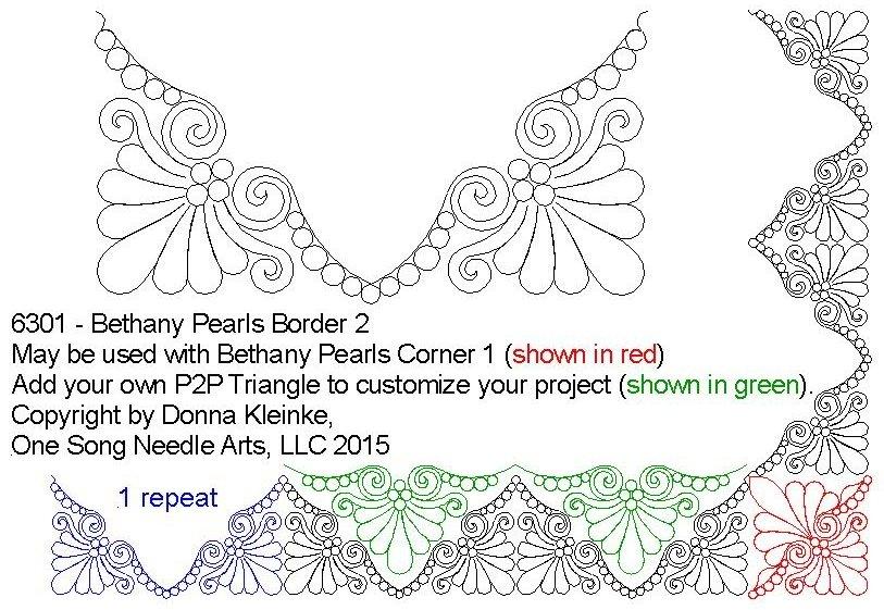 Bethany Pearls 1 Border 2