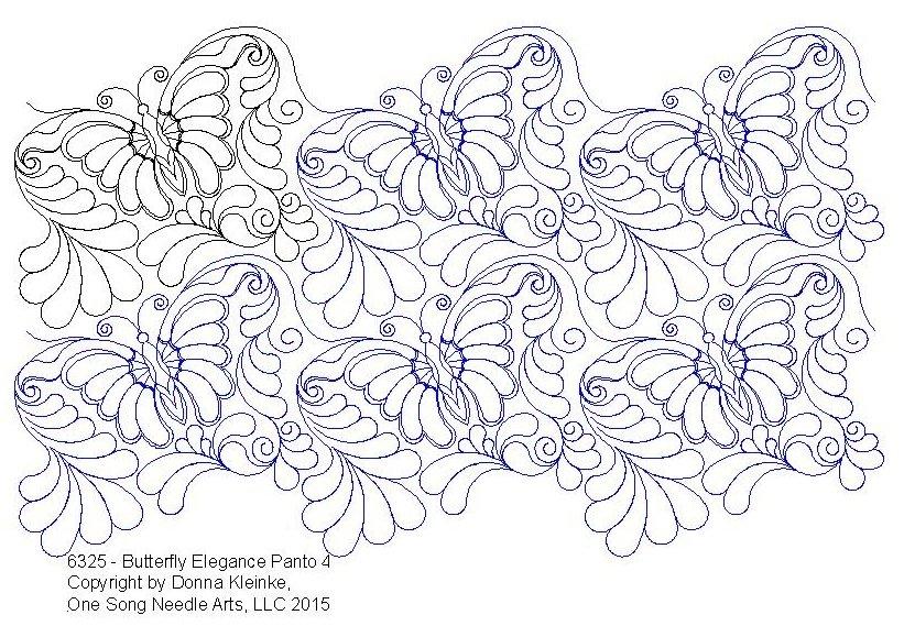 Butterfly Elegance Panto 4