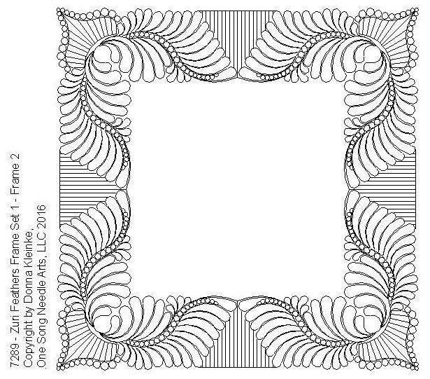 Zuri Frame Set 1 - Frame 2