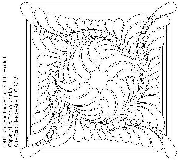 Zuri Frame Set 1 - Block 1