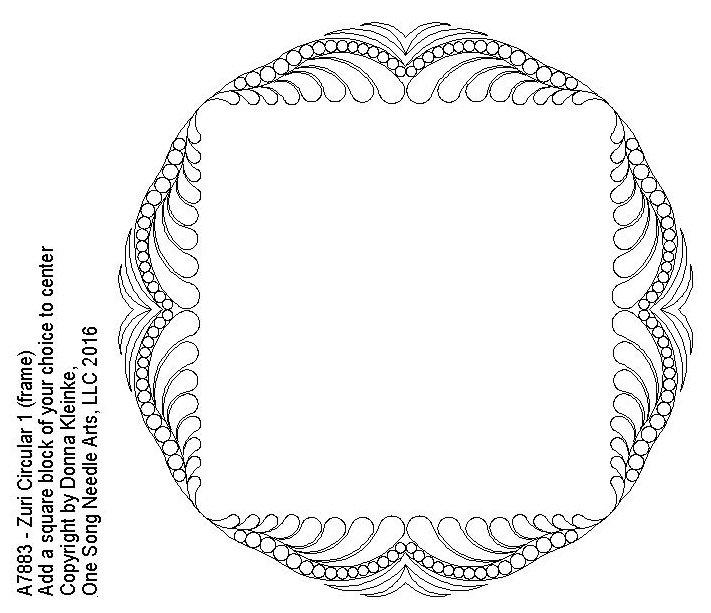 Zuri Circular 1 (In Package A)