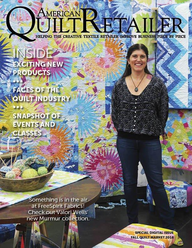 Fall 2018 Quilt Market Recap Issue