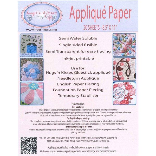 Applique Paper