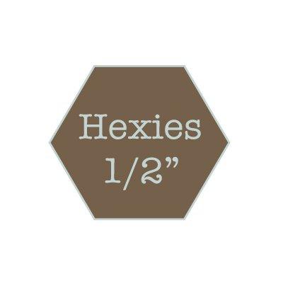 Hexies 1/2 water soluble
