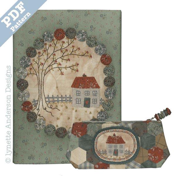 Badger Cottage - downloadable pattern