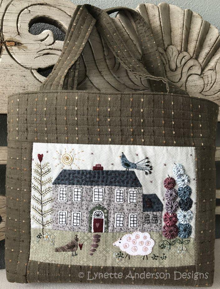 Highfield House Bag - pattern