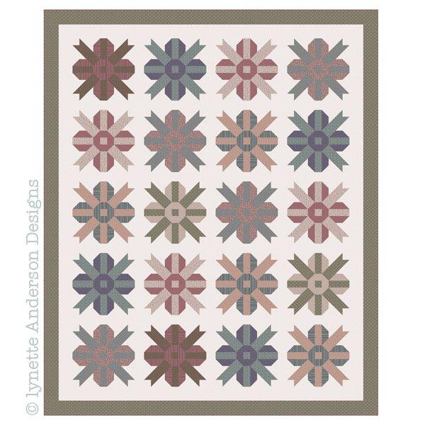 Summer Blossom Quilt - pattern