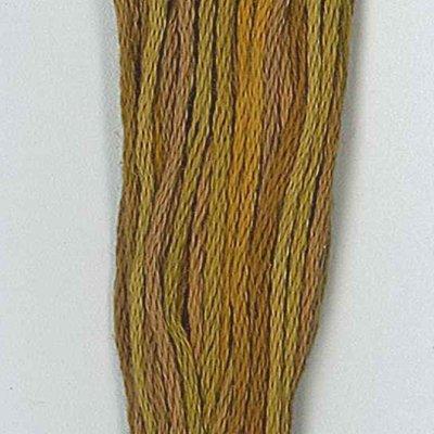 Valdani Thread P5 Tarnished Gold