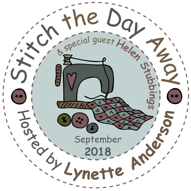 Stitch The Day Away Australia - Helen Stubbings - September 2018