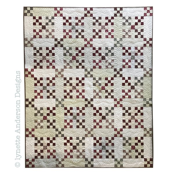 Cherry Pie Quilt - pattern