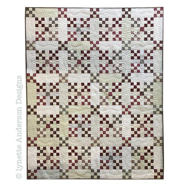 Cherry Pie Quilt - pattern
