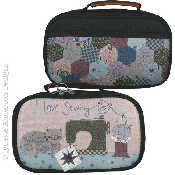 The Sewing Case - pattern - 713382042321