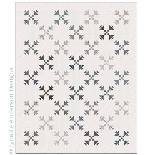 Jacks... a quilt - downloadable pattern