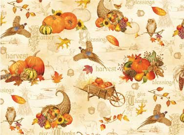 Autumn Song by Red Rooster Fabrics