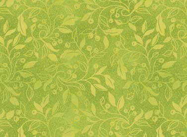 Autumn Song - lime green