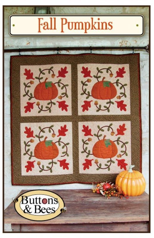 Fall Pumpkins Pattern